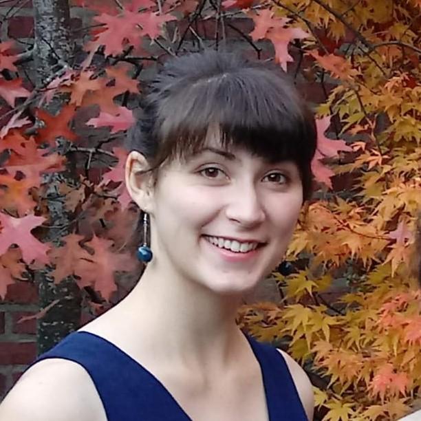2021 Knauss Fellow, Theresa Keith