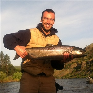 Brandon Chasco, National Marine Fisheries Service/Sea Grant Fellow