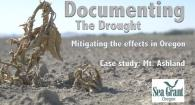 Documenting the Drought: Mitigating the Effects in Oregon (Case Study: Mt. Ashland)
