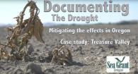 Documenting the Drought: Mitigating the Effects in Oregon (Case Study: Treasure Valley)