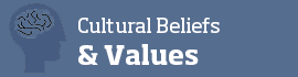 Cultural Beliefs & Values