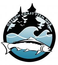 Oregon Coast STEM Hub logo