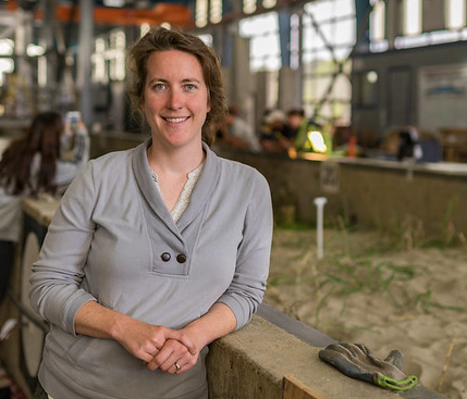 Researcher Meagan Wengrove, OSU College of Engineering